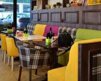 Design interior pentru baruri si cafenele Experienta Creativ Interior in amenajarile retail te poate ajuta la