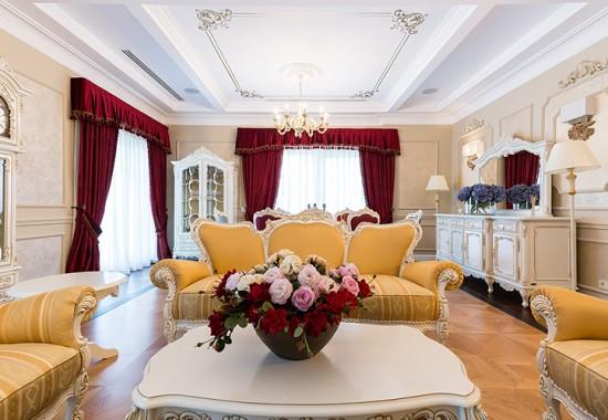 Creativ Interior Living + hol intrare 8 - Design interior pentru case si apartamente Creativ