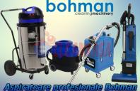 Aspiratoare profesionale si industriale Bohman