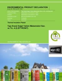 Certificare IBU Germania EPD