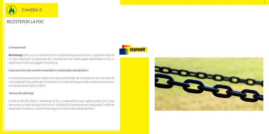 Pagina 8 - E-book STYRONIT - 7 conditii pentru o termoizolatie eficienta  Catalog, brosura Romana...