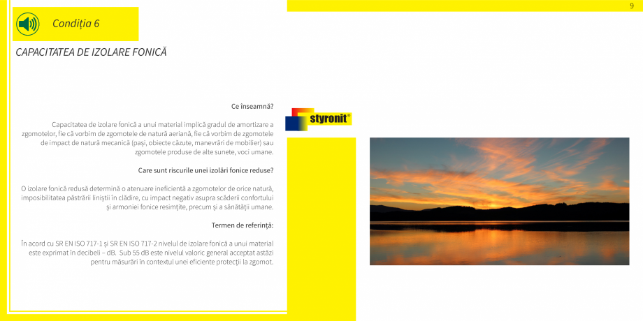 Pagina 10 - E-book STYRONIT - 7 conditii pentru o termoizolatie eficienta  Catalog, brosura Romana  ...