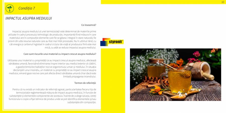 Pagina 11 - E-book STYRONIT - 7 conditii pentru o termoizolatie eficienta  Catalog, brosura Romana...