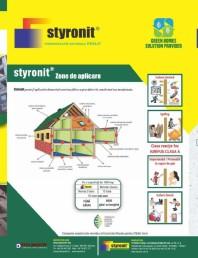 Mapa de prezentare - Termoizolatie naturala perlit - STYRONIT