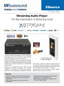 Player audio cu streaming