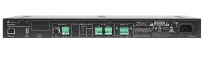 XZone70V - Spate XZone70V Amplificator si mixer cu streaming integrat