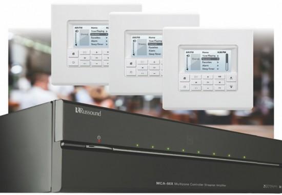 Sisteme audio si sonorizare multizone Russound