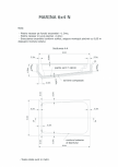 Schita excavatie piscine Marina -6X 4 SKYMIRROR -