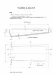 Schita excavatie piscine Marina  S -10X 4  R SKYMIRROR -