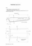 Schita excavatie piscine Marina -8 X 3,6 SKYMIRROR -