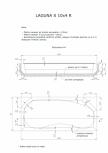 Schita excavatie piscine Laguna S 10X4 R SKYMIRROR -