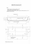 Schita excavatie piscina Delta 8,5 X3,6 R SKYMIRROR -