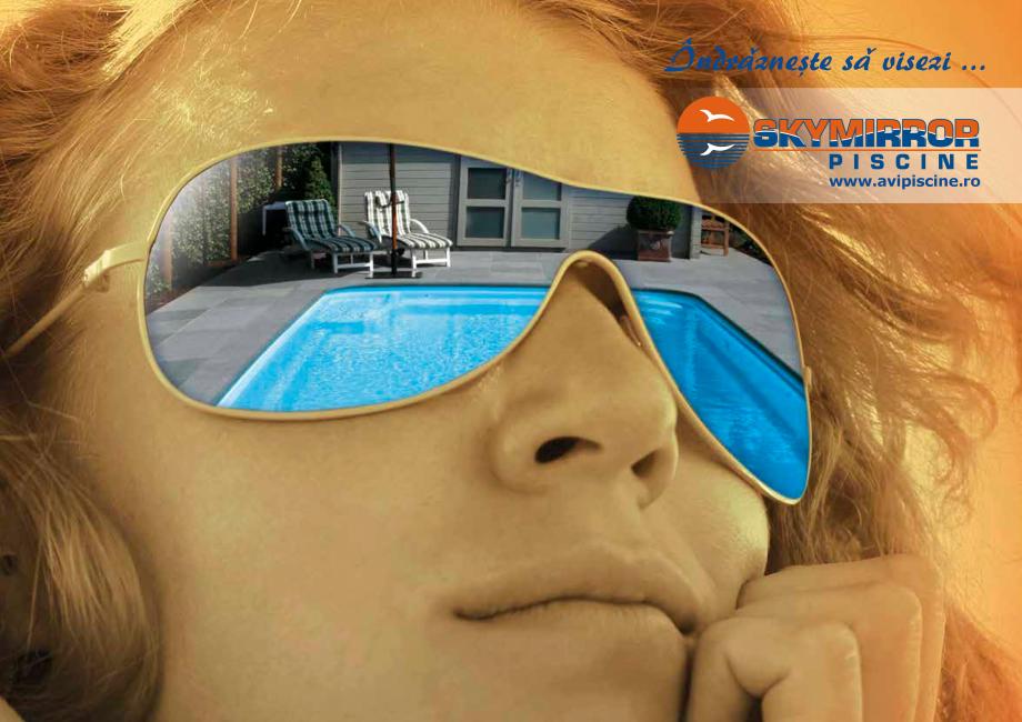 Pagina 1 - Catalog 2018 piscine rezidentiale SKYMIRROR SKYMIRROR GOLF, MARINA, LAGUNA, DELTA Catalog...