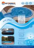 Catalog mini piscine rezidentiale SKYMIRROR - DELTA