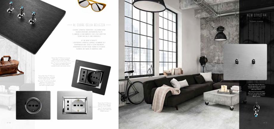Pagina 5 - Catalog AVE New Style 44  Catalog, brosura Engleza ard schuko sockets.  09_30  10_30 ...