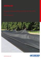 Solutii de hidroizolare pentru acoperisuri plate HERTALAN