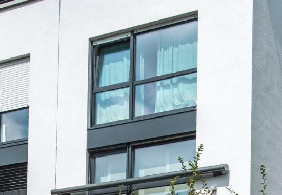 Ferestre de exterior din PVC CRIOS