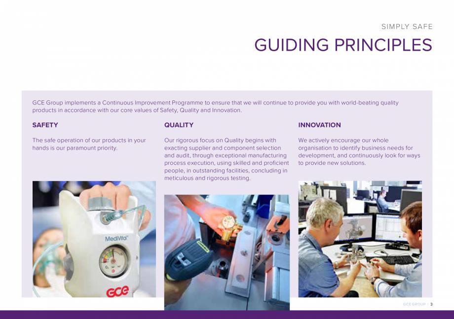 Pagina 3 - Reductoare de presiune industriale si medicale TEHNIC GAZ GAS EQUIPMENT HF-SET, DINSET,...