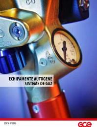 Echipamente autogene, Sisteme de gaz