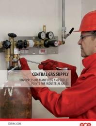 Sisteme centralizate de alimentare cu gaz - Reductoare de presiune