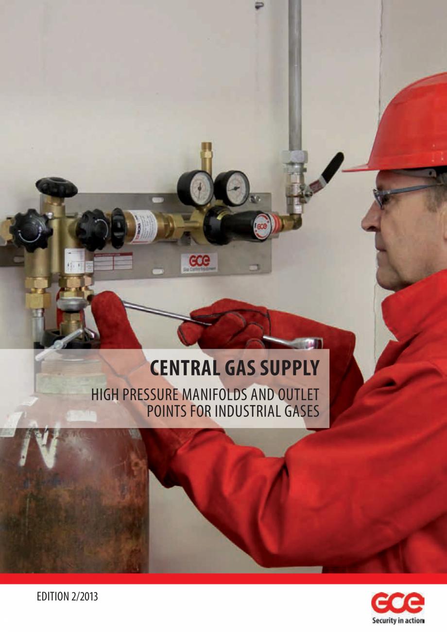 Pagina 1 - Sisteme centralizate de alimentare cu gaz - Reductoare de presiune TEHNIC GAZ GAS...