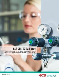 Regulatoare de presiune pentru laboratoare
