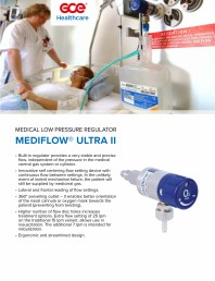 Regulator de presiune medical