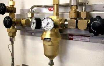 Reductoare de presiune industriale si medicale TEHNIC GAZ comercializeaza reductoare de presiune industriale sau special concepute pentru domeniul medical.