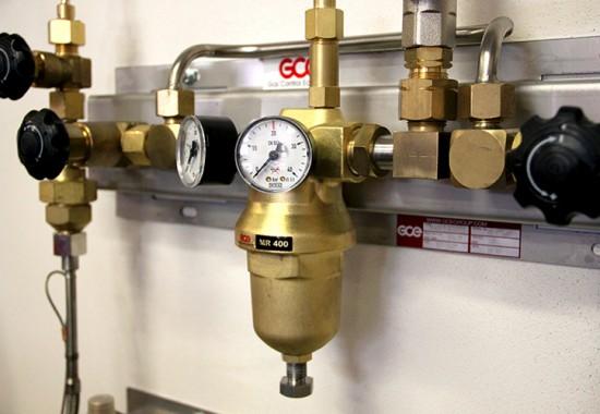 Reductoare de presiune industriale si medicale TEHNIC GAZ GAS EQUIPMENT