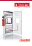 Instalatii automate stingere incendii tablouri electrice TEHNIC GAZ FIRE PROTECTION