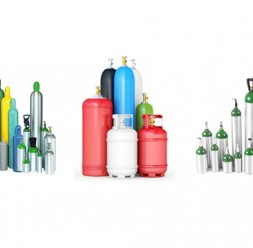 Butelii pentru gaze industriale si medicale TEHNIC GAZ GAS EQUIPMENT