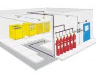 Proiectare si executie instalatii de stingere a incendiilor Compania TEHNIC GAZ ofera servicii de proiectare si