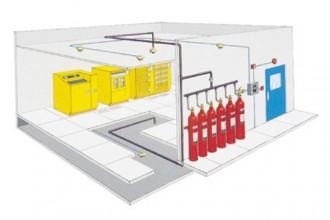 Proiectare si executie instalatii de stingere a incendiilor TEHNIC GAZ FIRE PROTECTION