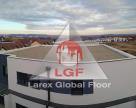 Executie hidroizolatii pentru acoperisuri LGF