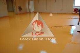 Executie pardoseli epoxidice, poliuretanice LGF