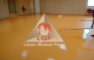 Executie pardoseli epoxidice, poliuretanice Cu o experienta de peste peste 27 de ani in domeniul executiei de pardoseli, Larex Global Floor ofera solutii complete pentru pardoseli sintetice durabile