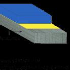 Pardoseala DURACRETE-HFB 6/ 9/ 12 mm - Pardoseli din beton poliuretanic antibacterian