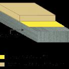 Pardoseala DURACRETE MFB 4/ 6 mm - Pardoseli din beton poliuretanic antibacterian
