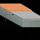 Pardoseala DURACRETE TC colour 0,15 mm - Pardoseli din beton poliuretanic antibacterian