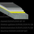 Pardoseli DURAPARKING 62 B 4 - 6 mm - Pardoseli din rasini epoxidice