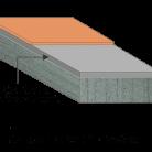 Pardoseala DURACRETE TC colour - 0,15 mm - Pardoseli din rasini poliuretanice