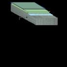 Pardoseala expoxidica DURAFLOOR EP 30 + 90 1 R 0 3 - 1 0 mm -