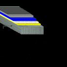 Pardoseala poliuretanica DURAPARKING 63 B OS 11A 5 - 5 5 mm - Pardoseli pentru industria