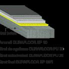 Pardoseala poliuretanica DURAPARKING 62 B 4 - 6 mm - Pardoseli pentru industria transporturilor industria auto