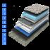 Hidroizolatii acoperis terasa circulabila sistem lestat cu balast dublu Hidroizolatii acoperis