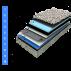 Hidroizolatii acoperis terasa circulabila sistem inversat, lestat cu balast, membrana lichida Hidroizolatii acoperis balastat