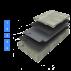 Hidroizolatii acoperis terasa circulabila, sistem neizolat cu pavele din beton Hidroizolatii acoperis utilitar