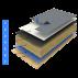 Reconditionare hidroizolatie terase, acoperis expus fara strat de izolatie termica Reconditionare terase, acoperis expus