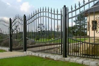 Elemente fier forjat si tabla decupata pentru porti, garduri, balcoane sau obiecte de mobilier SENDONE
