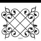 Ornament din fier forjat 13027 - Ornamente din fier forjat